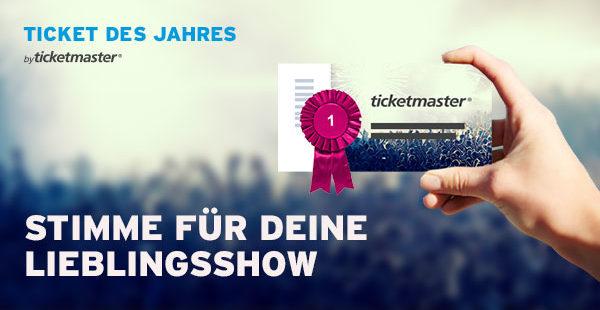 Ticket des Jahres 2016