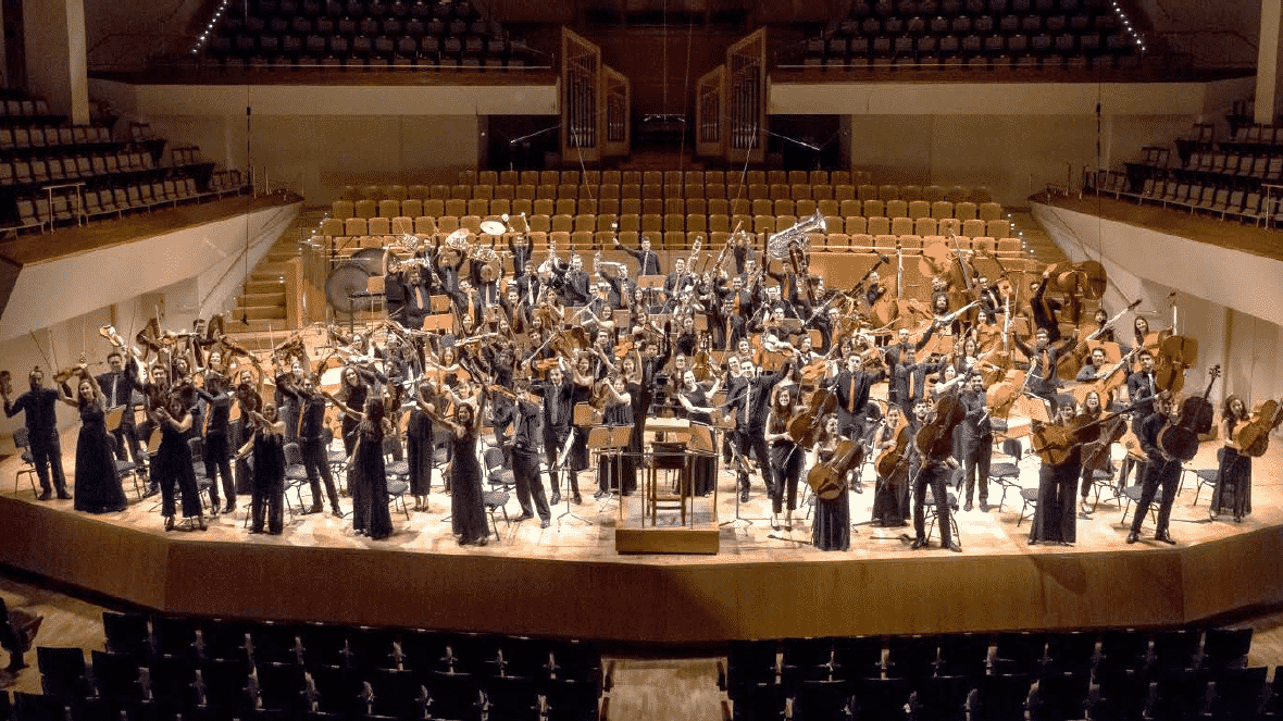 Young Euro Classic Jonde Orchester Spanien