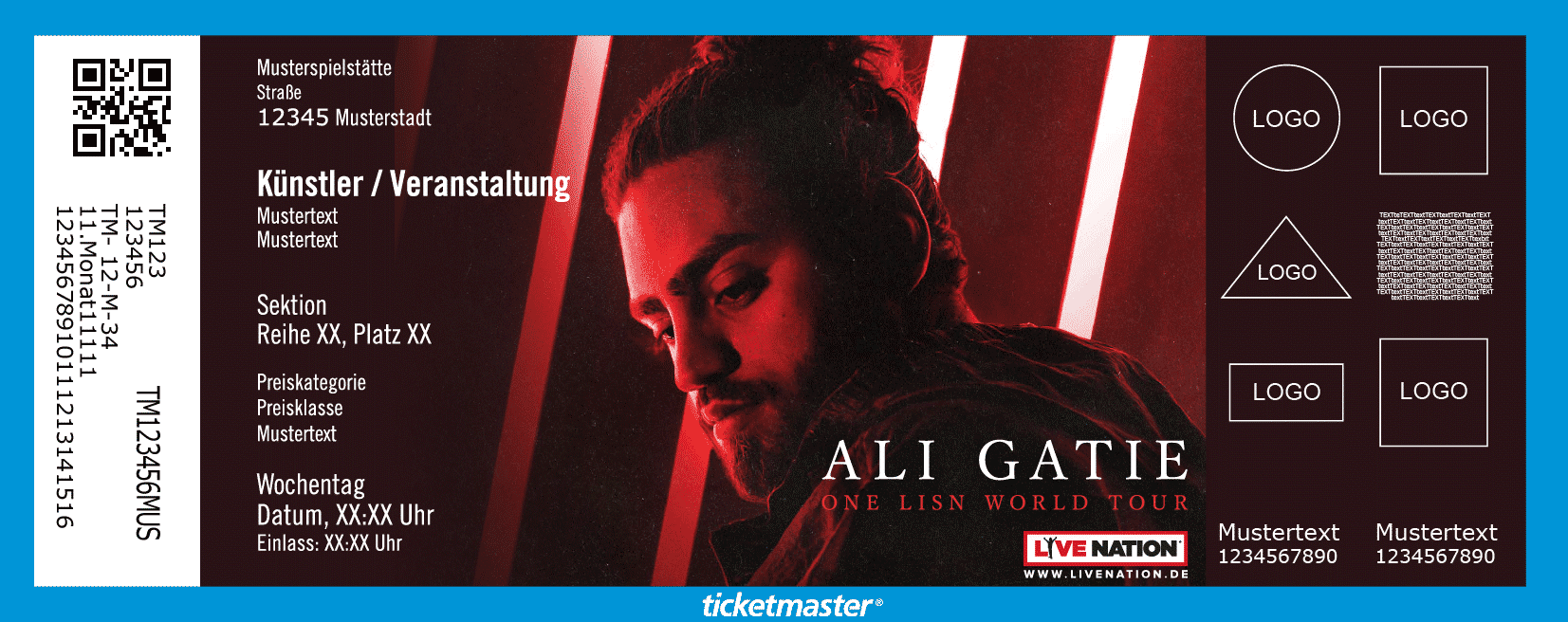 Ali Gatie Tickets Mai 2020