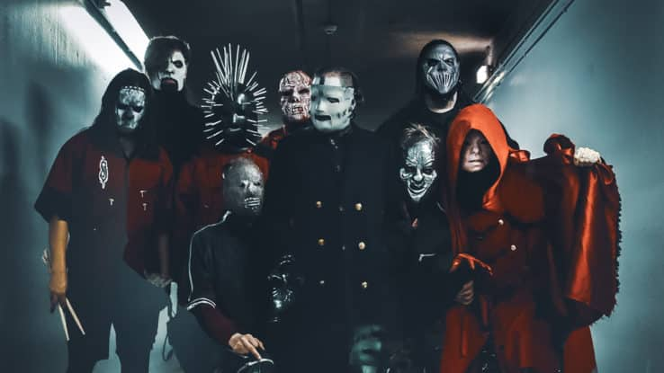 Slipknot Karten Tour 2021